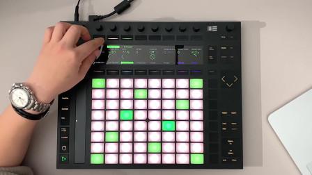 Ableton push2教程 第四集 MIDI效果器的应用