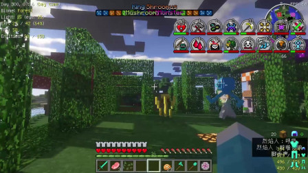 【五大七新】#8 此神器值得拥有! 虚无世界3多模组多人生存 我的世界Minecraft