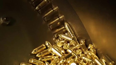 全世界最先进的自动化子弹生产工厂,带你领略现代弹药制造过程