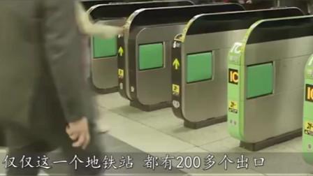 日本地铁是女性的噩梦?看了她们坐地铁的过程,就知道有多惨了