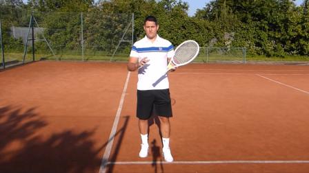 网球发球分析,如何以155英里小时的速度发球?