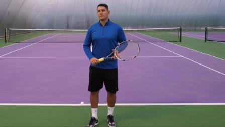 网球发球课,教你如何正确发球,如何发好球