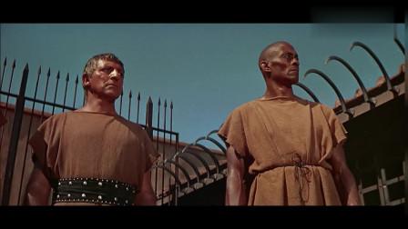 奴隶也被训练弹跳力,这段滑稽的动作表演越看越揪心,惨无人道