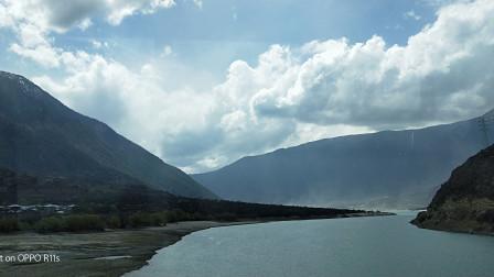 西藏之旅~雅鲁藏布大峡谷瞬间