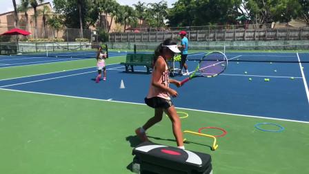 教练培养出的网球冠军,一起来看看他们的精彩表现吧!