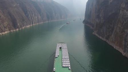 独行天涯海角025,骑摩托走遍中国,我来到重庆瞿塘峡,带你看看重庆