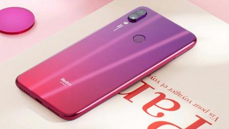 骁龙855红米手机亮相,首次搭载升降式摄像头