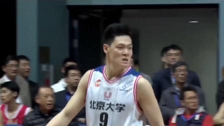 分区赛最佳球员:北京大学-张宁:内应外合全面开花MVP当之无愧
