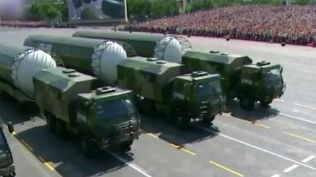央视揭秘东风-41,射程1万2,10枚分导弹头