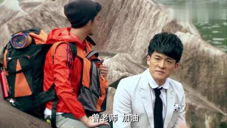 爱情公寓:曾小贤自称天才被打脸,别说搭帐篷了,就连包装袋都打不开