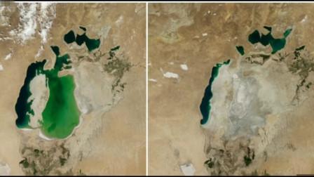 地球的以前和现在对比:已被毁成这样了,我们及子孙还有时间吗?