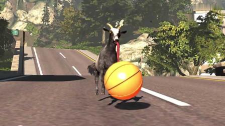 这才是史上bug最多的游戏!模拟山羊,这简直就是买BUG送游戏