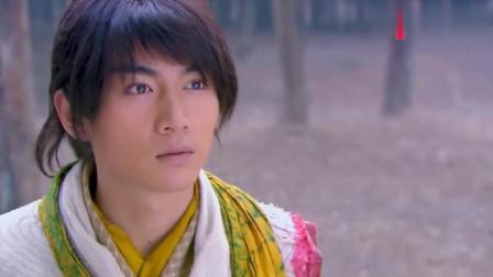 确实是杨果的弟弟受伤了,被毒死了,他与巨蟒搏斗,并把蛇胆给杨吃了。