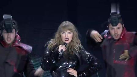 Taylor Swift 泰勒斯威夫特2018 Reputation世界巡演开场之夜