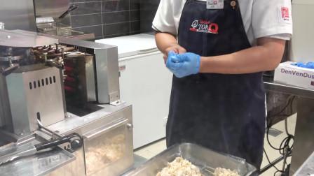 回转串烧机 日式烧烤机