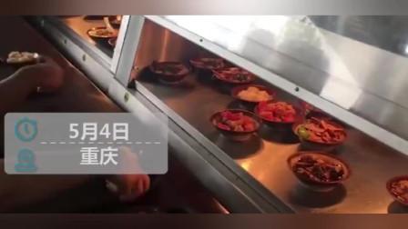 重庆一景区推出1元菜品,简直良心价!假期4天狂卖2万多碗菜