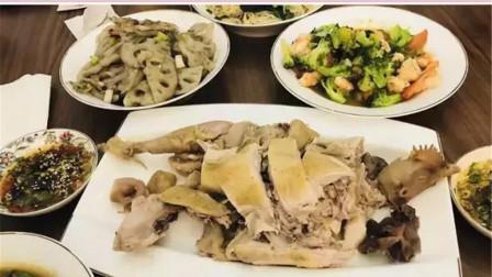 赵丽颖晒婆婆做的菜,荤素搭配营养丰富,羡慕她有个好婆婆