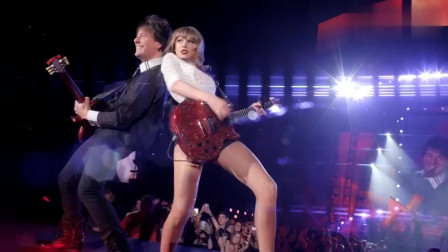 泰勒·斯威夫特 国民小公主 Taylor Swift - Red【红色】中文字幕