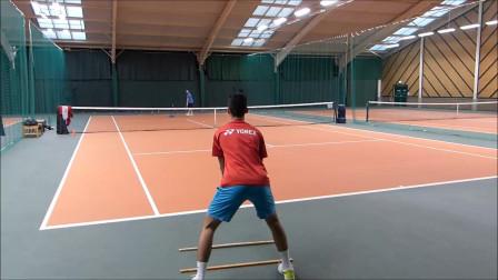 网球训练进阶课程,学会这个,网球技能更进一步!