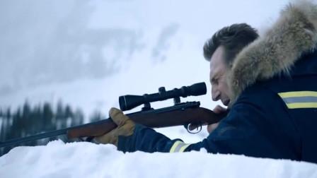 一部火爆生猛的犯罪猛片 冰天雪地玩命复仇 狙击枪已经随时待命