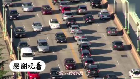 国外迷你电动汽车,车身折叠后仅1.51米,想停哪就停哪!