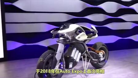 未来摩托车是什么样的?这里有四辆让你开眼界