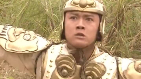 隋唐英雄传:罗成戎马一生,谁料被李元吉害了,万箭穿心真惨啊