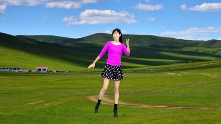 一步一步教您健身32步《爱情的力量》广场跳就是焦点