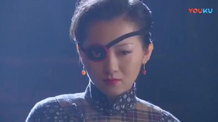 狐影:美女被坏人灌迷幻剂,为了保命她只能喝下,真无耻!