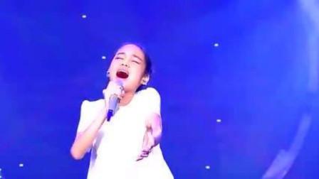 30年无人翻唱成功的歌,竟被11岁女孩唱出原味,千古奇才厉害