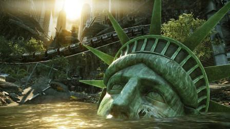 全球即将要消失的城市!日本是首先淹没,美国旧金山随后!