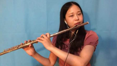 超火的流行歌曲《生僻字》,用长笛演奏别有风味!