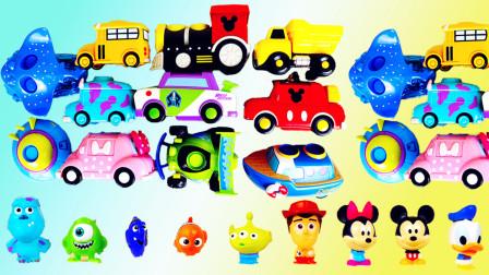 神奇跳跳车汽车玩具迪士尼玩具总动员