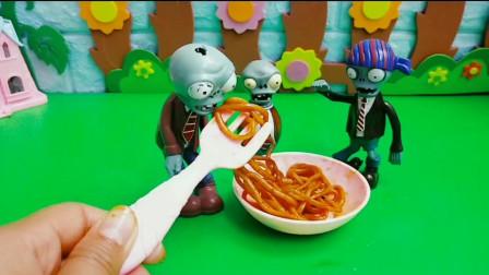 谁偷吃了巨人僵尸的面条?