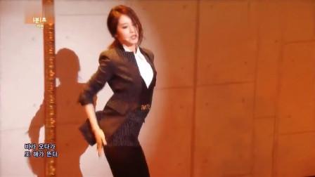 T-ara:朴智妍《一分一秒》,眼神都是魅惑