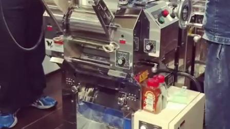 noolde making machine制面机 面条机