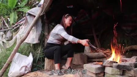 广西24岁农村女孩在家种地,与父亲相依为命,到现在都没嫁出去