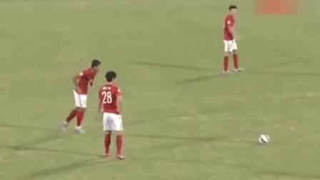 保利尼奥这个S级进球被评为亚冠史上最佳进球!日本门将都哭了!