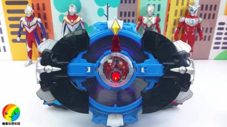 奥特曼罗布水晶玩具雷欧奥特曼