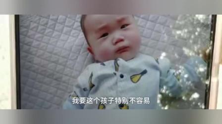 晕倒后儿子被抱走,母亲崩溃:这个二胎得来不易,我三四十了