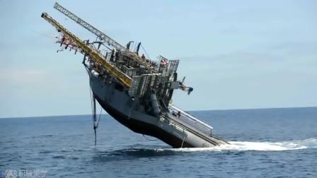 【机械美学】FLIP,一艘会直立的船