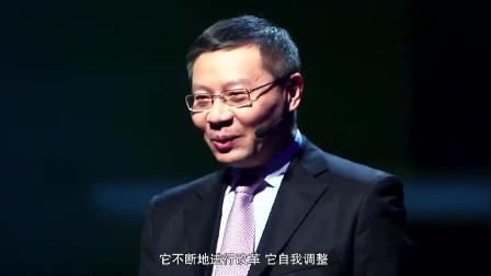 张维为:一定不要害怕竞争,身为中国人,你要自信