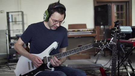 Paul Gilbert 新专辑录音室作品 I Own A Building (Behold Electric Guitar) 2019