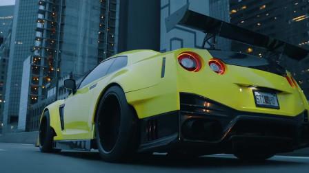 有喜欢GTR的吗?很黄很暴力的那种
