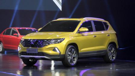 品牌独立后首款SUV,MQB平台打造,换标后的捷达还是那个它吗?