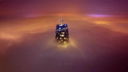 云上的郑州