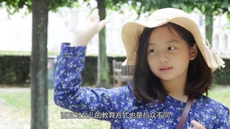黄磊教育方式引争议,13岁女儿黄多多一头紫发,网友表示太成熟了