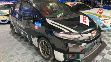 2019CEC-宁波国际赛车场-2: 10.9-GK5-半湿路面