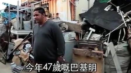 香港猛人上海仔头马巴基明 15岁来港靠劳力捱出头 戴劳力士开奔驰