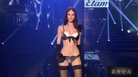 俄罗斯时尚新品内衣秀,蕾丝总是内衣的首选